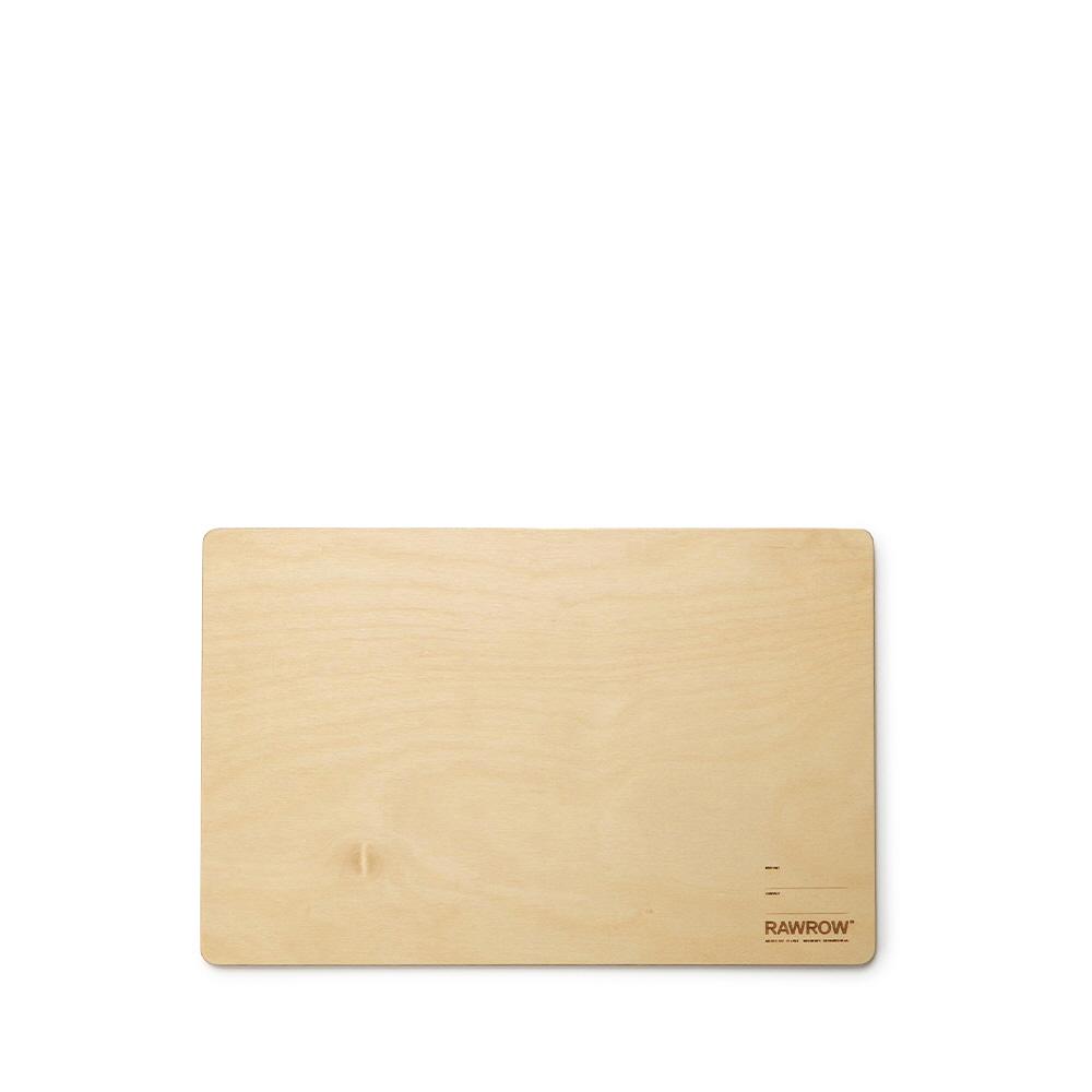 로우로우 R 캠핑 폴딩박스 테이블 S Oak Yellow