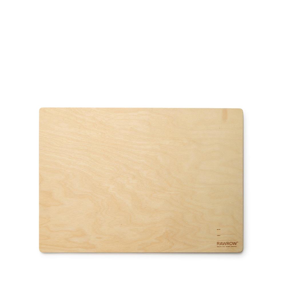 로우로우 R 캠핑 폴딩박스 테이블 L Oak Yellow