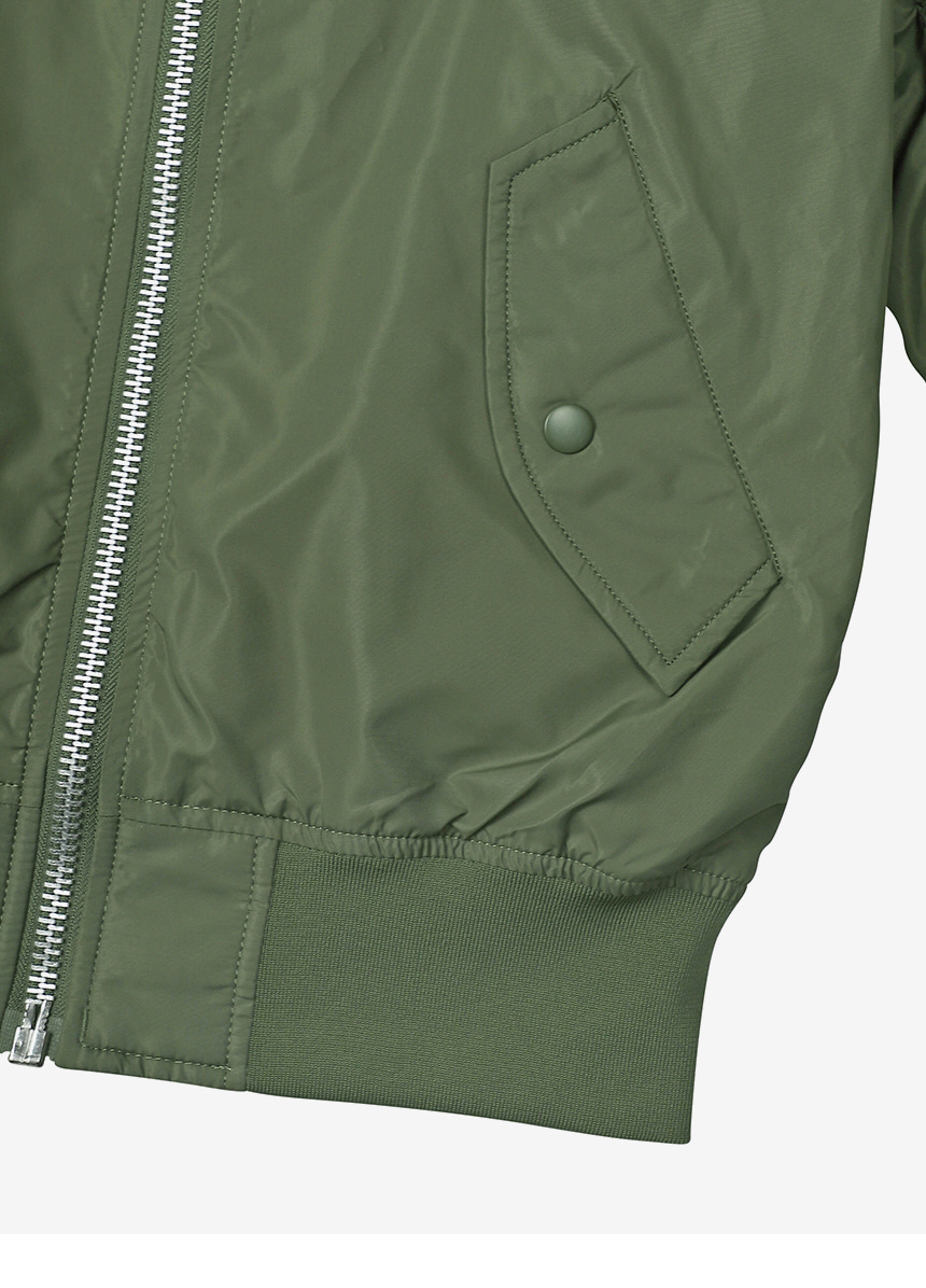알파 인더스트리(ALPHA INDUSTRIES) L-2B 스카우트 Sage Green