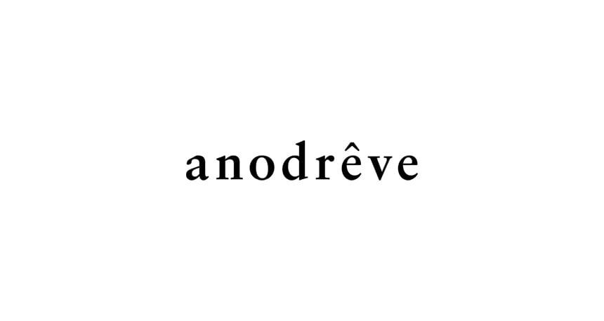애노드레브(ANODREVE) 마카로니 미니 백 [버치 아이보리]