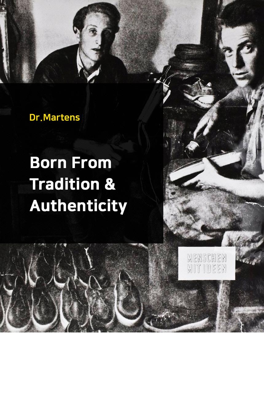 닥터마틴(DR.MARTENS) 2976 레오노 퍼 버터스카치 23898243