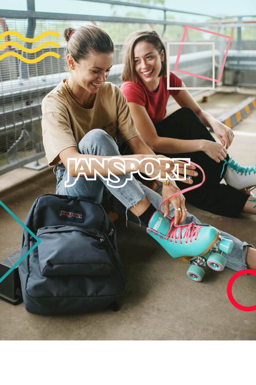 잔스포츠(JANSPORT) 라이트팩 블랙