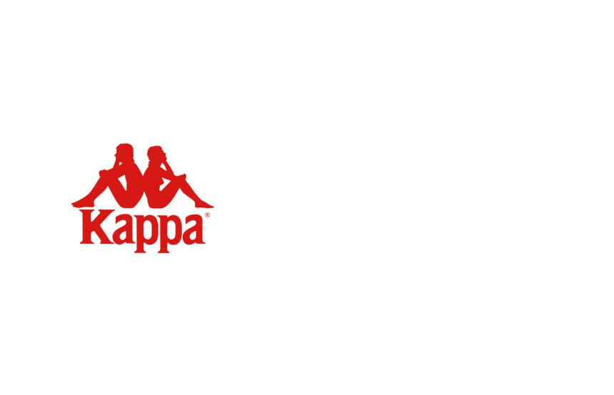 카파(KAPPA) 222반다 빅 반다 슬리퍼 화이트 KKSD291N2