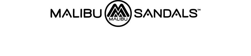 말리부샌들(MALIBU SANDALS) 주마 블랙 VEGAN LEATHER