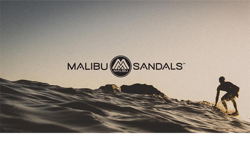 말리부샌들(MALIBU SANDALS) 트란카스 블랙 VEGAN LEATHER